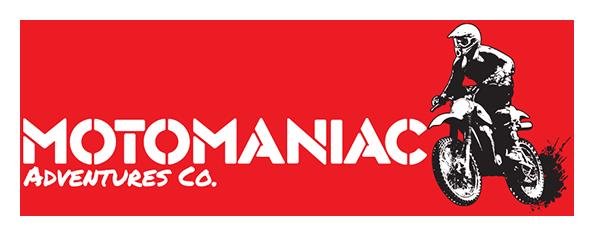 Motomaniac Logo